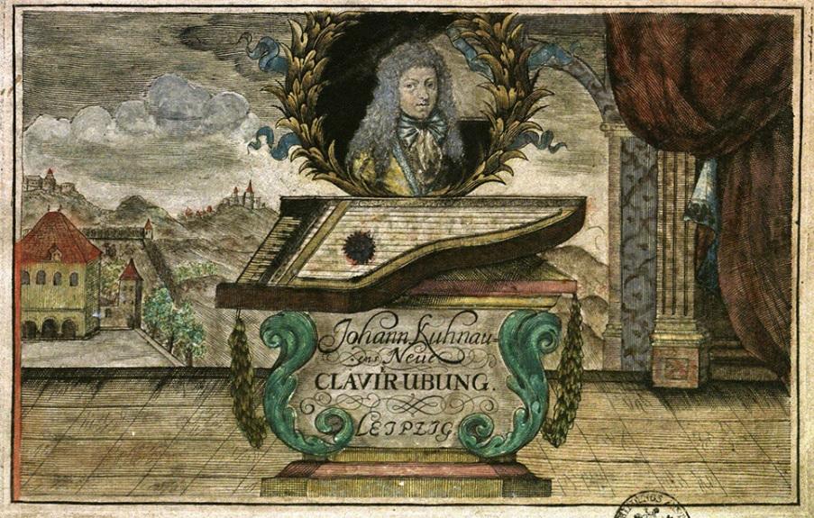 Johann Kuhnau Eine Kurze Biographie David Erler